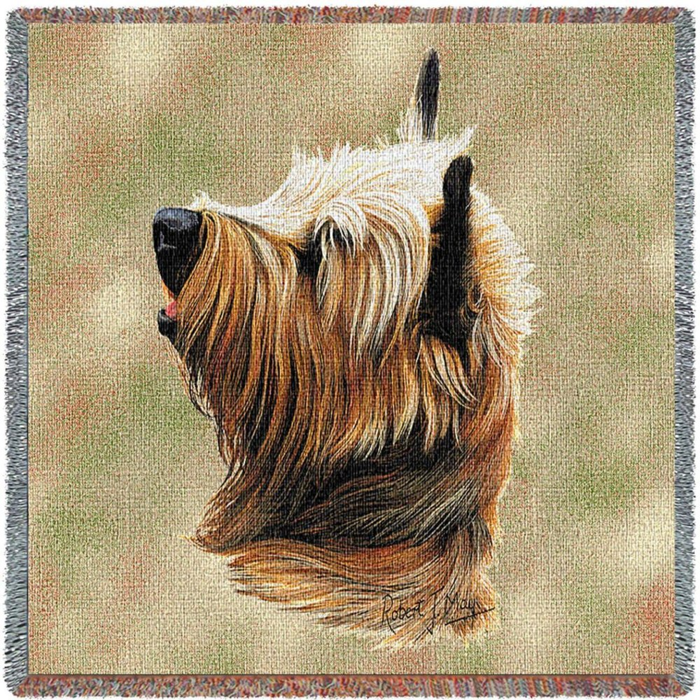 Cairn Terrier Throw - Click Image to Close