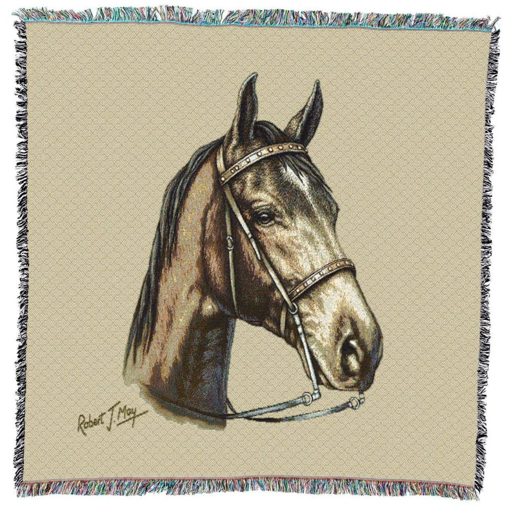 Tennessee Walking Horse Throw