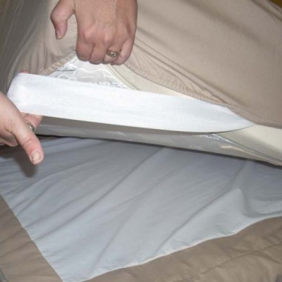 310TC Cotton Adjustable Bed Fitted Sheet