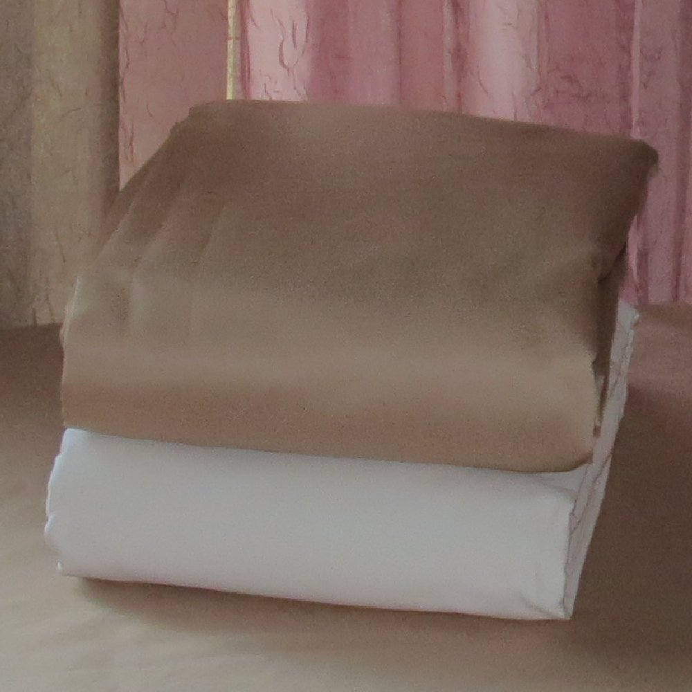Cotton Bamboo Fitted Sheet Only