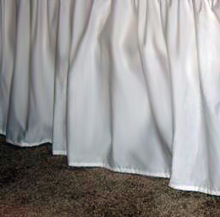 200TC Ruffled Bedskirts