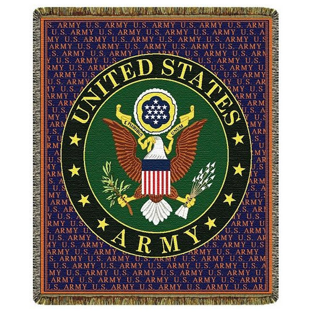 US Army Throw