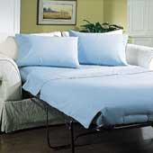 Beautiful 200 Thread Count 50/50 Blend Sofabed Sheet Set